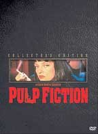 Pulp fiction [2-disc set] /  Miramax Films presents a Band Apart and Jersey Films production ; a film by Quentin Tarantino ; co-executive producers, Bob Weinstein, Harvey Weinstein, Richard N. Gladstein ; executive producers, Danny DeVito, Michael Shamberg, Stacey Sher ; stories by Quentin Tarantino & Roger Avary ; produced by Lawrence Bender ; written and directed by Quentin Tarantino. - Miramax Films presents a Band Apart and Jersey Films production ; a film by Quentin Tarantino ; co-executive producers, Bob Weinstein, Harvey Weinstein, Richard N. Gladstein ; executive producers, Danny DeVito, Michael Shamberg, Stacey Sher ; stories by Quentin Tarantino & Roger Avary ; produced by Lawrence Bender ; written and directed by Quentin Tarantino.