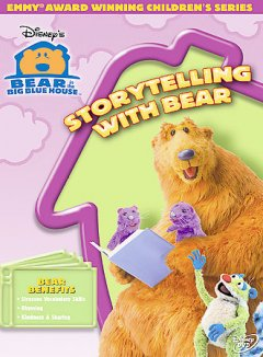 Bear in the big blue house.  producer, Richard A. Fernandes ; writers, Andy Yerkes, Mitchell Kriegman, Claudia Silver ; directors, Hugh Martin, Mitchell Kriegman, Richard A. Fernandes.