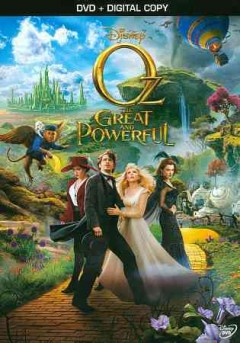 Oz the great and powerful /  Disney presents a Roth Films Production in association with Curtis-Donen Productions ; screen story by Mitchell Kapner ; screenplay by Mitchell Kapner and David Lindsay-Abaire ; produced by Joe Roth ; directed by Sam Raimi. - Disney presents a Roth Films Production in association with Curtis-Donen Productions ; screen story by Mitchell Kapner ; screenplay by Mitchell Kapner and David Lindsay-Abaire ; produced by Joe Roth ; directed by Sam Raimi.