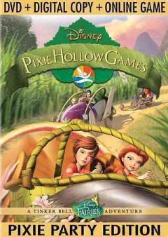 Pixie hollow games.