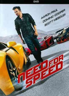 Need for speed /  Dreamworks Pictures and Reliance Entertainment ; story by George Gatins and John Gatins ; screenplay by George Gatins ; directed by Scott Waugh.