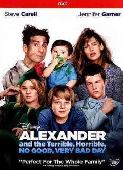Alexander and the terrible, horrible, no good, very bad day /  Disney presents ; a 21 Laps/Jim Henson Company production ; produced by Shawn Levy, Dan Levine, Lisa Henson ; screen story and screenplay by Rob Lieber ; directed by Miguel Arteta.