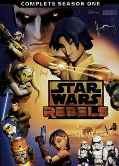 Star Wars rebels.  Disney ; Lucasfilm Ltd. ; Lucasfilm Animation.