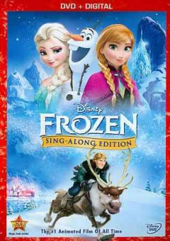 Frozen : sing-along edition / directed by Chris Buck, Jennifer Lee.