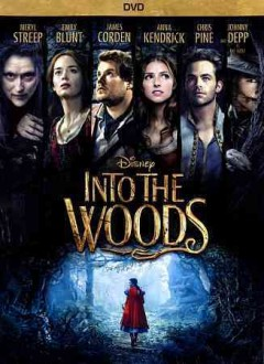 Into the woods /  Disney presents ; a Lucamar/Marc Platt production ; a Rob Marshall film ; produced by John DeLuca, Rob Marshall, Marc Platt, Callum McDougall ; screenplay by James Lapine ; music and lyrics by Stephen Sondheim ; directed by Rob Marshall.