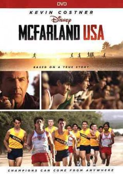 McFarland, USA /  Disney presents ; a Mayhem Pictures production ; a Niki Caro film ; produced by Gordon Gray and Mark Ciardi ; story by Christopher Cleveland & Bettina Gilois ; screenplay by Christopher Cleveland & Bettina Gilois and Grant Thompson ; directed by Niki Caro.