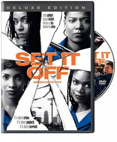 Set it off /  New Line Cinema presents a Peak production, a film by F. Gary Gray ; screenplay by Takashi Bufford and Kate Lanier ; produced by Dale Pollock & Oren Koules ; directed by F. Gary Gray. - New Line Cinema presents a Peak production, a film by F. Gary Gray ; screenplay by Takashi Bufford and Kate Lanier ; produced by Dale Pollock & Oren Koules ; directed by F. Gary Gray.