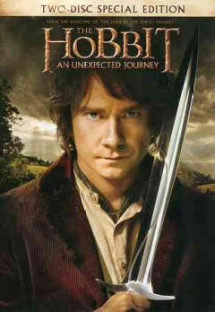 The hobbit : an unexpected journey / New Line Cinema and Metro-Goldwyn-Mayer Pictures present ; a Wingnut Films production ; produced by Carolynne Cunningham ... [et al.] ; screenplay by Fran Walsh ... [et al.] ; directed by Peter Jackson.