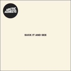 Suck it and see /  Arctic Monkeys.