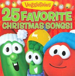 VeggieTales 25 favorite Christmas songs!