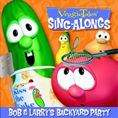 VeggieTales sing-alongs. [15 songs sung by Bob, Larry & friends!].