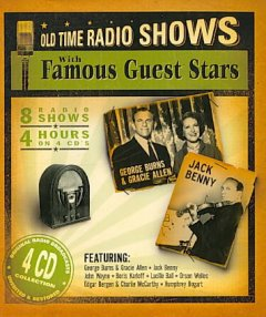 Old time radio shows with famous guest stars
