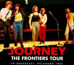 The Frontiers tour /  Journey.