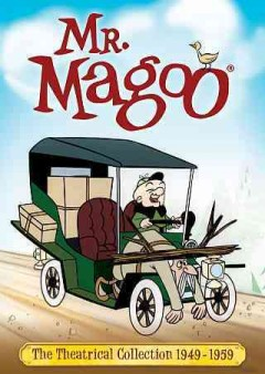 Mr. Magoo : the theatrical collection 1949-1959 [3-disc set]