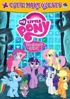 My little pony, friendship is magic.