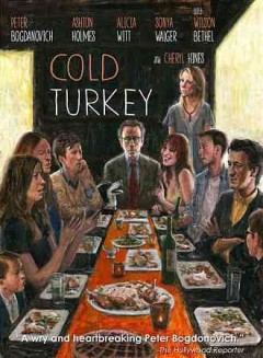 Cold turkey.