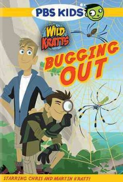 Wild Kratts : Bugging out.