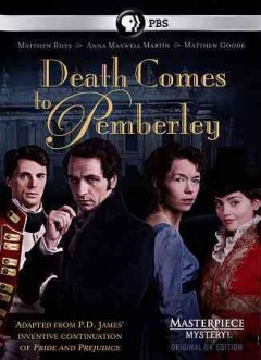 Death comes to Pemberley /  Origin Pictures co-production with Masterpiece for BBC in association with Far Moor Media, Screen Yorkshire, Lipsync Productions ; produced by David M. Thompson and Eliza Mellor ; written by Juliette Towhidi ; directed by Daniel Percival.
