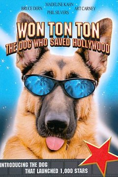 Won Ton Ton : the dog who saved Hollywood