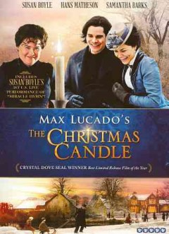 The Christmas candle /  Echolight studios, Impact Productions and Pinewood Pictures present ; in association with Isle of Man Film and Faith Capital Group ; an Impact / Big Book Media production.