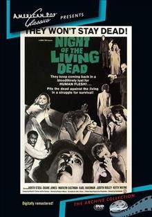 Night of the living dead /  director: George A. Romero.