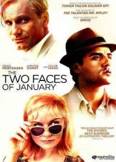 The two faces of January /  Studiocanal presents in association with Anton Capital Entertainment ; a Working Title production ; a Timnick/Mirage production ; written and directed by Hossein Amini.