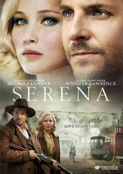 Serena /  Magnolia Pictures, 2929 Productions,  and Studiocanal present ; a Nick Wechsler and Chockstone Pictures production ; a Susanne Bier film ; produced by Nick Wechsler, Susanne Bier [and five others] ; screenplay by Christopher Kyle ; directed by Susanne Bier.