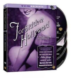 Forbidden Hollywood collection. Volume three [4-disc set]