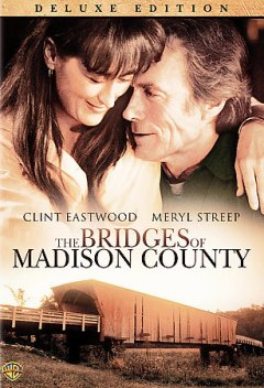 The bridges of Madison County /  Warner Bros. presents an Amblin/Malpaso production ; screenplay by Richard LaGravenese ; produced by Clint Eastwood and Kathleen Kennedy ; directed by Clint Eastwood.