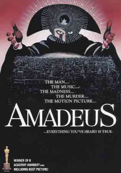 Amadeus /  Saul Zaentz Company ; produced by Saul Zaentz ; screenplay by Peter Shaffer ; directed by Milos Forman. - Saul Zaentz Company ; produced by Saul Zaentz ; screenplay by Peter Shaffer ; directed by Milos Forman.