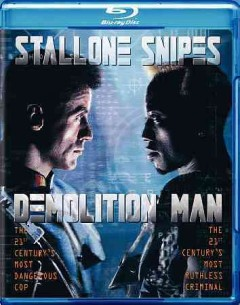 Demolition man /  a Silver Pictures production ; story by Peter M. Lenkov and Robert Reneau ; screenplay by Daniel Waters, Robert Reneau and Peter M. Lenkov ; produced by Joel Silver, Michael Levy and Howard Kazanjian ; directed by Marco Brambilla. - a Silver Pictures production ; story by Peter M. Lenkov and Robert Reneau ; screenplay by Daniel Waters, Robert Reneau and Peter M. Lenkov ; produced by Joel Silver, Michael Levy and Howard Kazanjian ; directed by Marco Brambilla.