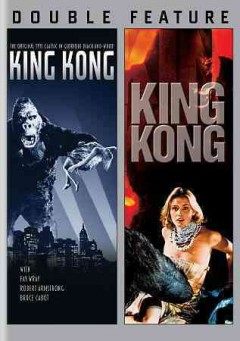 King Kong /  Dino de Laurentiis presents a John Guillermin film ; screenplay by Lorenzo Semple, Jr. ; producer, Dino De Laurentiis ; director, John Guillermin.