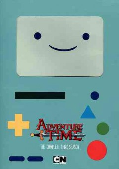 Adventure time : the complete third season [2-disc set]