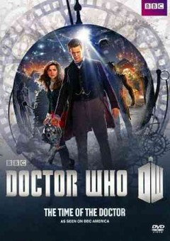 Doctor Who : The time of the Doctor.