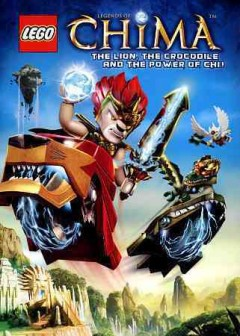 LEGO Legends of Chima The lion, the crocodile and the power of chi.