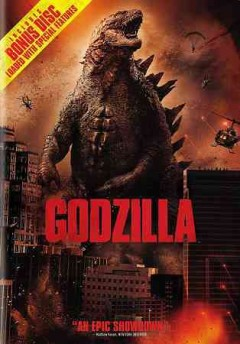 Godzilla /  Warner Bros. Pictures and Legendary Pictures present a Legendary Pictures production ; produced by Thomas Tull, John Jashni, Mary Parent, Brian Rogers ; screenplay, Max Borenstein ; director, Gareth Edwards.