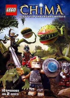 LEGO Legends of Chima.  writer, John Derevlany. - writer, John Derevlany.