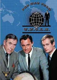 The Man From U.N.C.L.E. : the complete season 2, part 1 [discs 1-6].