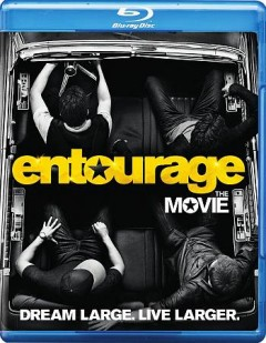 Entourage, the movie /  Warner Bros. Entertainment ; Story by Doug Ellin & Rob Weiss ; screenplay by Doug Ellin ; produced by Mark Wahlberg, Stephen Levinson, Doug Ellin ; directed by Doug Ellin. - Warner Bros. Entertainment ; Story by Doug Ellin & Rob Weiss ; screenplay by Doug Ellin ; produced by Mark Wahlberg, Stephen Levinson, Doug Ellin ; directed by Doug Ellin.
