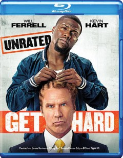 Get hard /  Warner Bros. Pictures presents ; produced by Chris Henchy, Will Ferrell, Adam McKay ; screenplay by Jay tel & Ian Roberts and Etan Cohan ; directed by Etan Cohen. - Warner Bros. Pictures presents ; produced by Chris Henchy, Will Ferrell, Adam McKay ; screenplay by Jay tel & Ian Roberts and Etan Cohan ; directed by Etan Cohen.