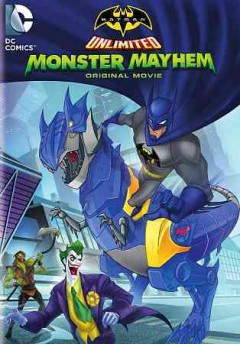 Batman unlimited.  Warner Bros. Animation ; written by Heath Corson ; produced and directed by Butch Lukic. - Warner Bros. Animation ; written by Heath Corson ; produced and directed by Butch Lukic.
