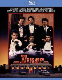 Diner /  Metro-Goldwyn-Mayer presents a Jerry Weintraub production ; produced by Jerry Weintraub ; written and directed by Barry Levinson. - Metro-Goldwyn-Mayer presents a Jerry Weintraub production ; produced by Jerry Weintraub ; written and directed by Barry Levinson.