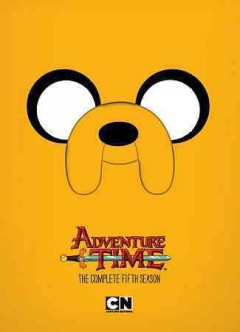 Adventure Time: The Complete Fifth Season.
