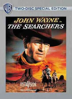 The searchers [2-disc set] /  Warner Bros. Pictures and C.V. Whitney Pictures ; produced by Merian C. Cooper ; screenplay by Frank S. Nugent, from the novel by Alan LeMay ; directed by John Ford. - Warner Bros. Pictures and C.V. Whitney Pictures ; produced by Merian C. Cooper ; screenplay by Frank S. Nugent, from the novel by Alan LeMay ; directed by John Ford.