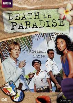 Death in paradise.  Red Planet Pictures in association with BBC Worldwide and Kudos Film and TV for BBC, produced with support from the region of Guadeloupe ; created by Robert Thorogood ; written by Robert Thorogood, James Payne, Jack Lothian, Delinda Jacobs, Colin Bytheway, Dan Sefton ; executive producers Tony Jordan, Belinda Campbell ; producer Tim Key. - Red Planet Pictures in association with BBC Worldwide and Kudos Film and TV for BBC, produced with support from the region of Guadeloupe ; created by Robert Thorogood ; written by Robert Thorogood, James Payne, Jack Lothian, Delinda Jacobs, Colin Bytheway, Dan Sefton ; executive producers Tony Jordan, Belinda Campbell ; producer Tim Key.