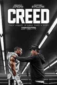 Creed /  Metro-Goldwyn-Mayer Pictures and Warner Bros. Pictures present in association with New Line Cinema ; produced by Irwin Winkler [and six others] ; screenplay by Ryan Coogler & Aaron Covington ; directed by Ryan Coogler. - Metro-Goldwyn-Mayer Pictures and Warner Bros. Pictures present in association with New Line Cinema ; produced by Irwin Winkler [and six others] ; screenplay by Ryan Coogler & Aaron Covington ; directed by Ryan Coogler.
