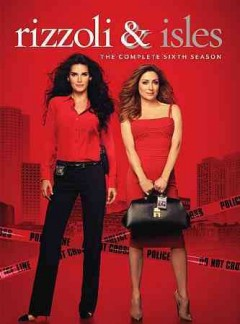 Rizzoli & Isles - the Complete sixth Season.