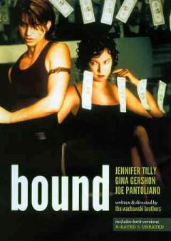 Bound /  Dino De Laurentiis Company presents ; in association with Spelling Films ; written and directed by the Wachowski Brothers ; produced by Andrew Lazar, Stuart Boros.