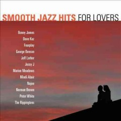 Smooth jazz hits for lovers.