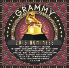 Grammy nominees 2015.
